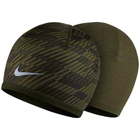 Nike Dri-Fit Men s Reversible Run Hazard Beanie aa293f6c757